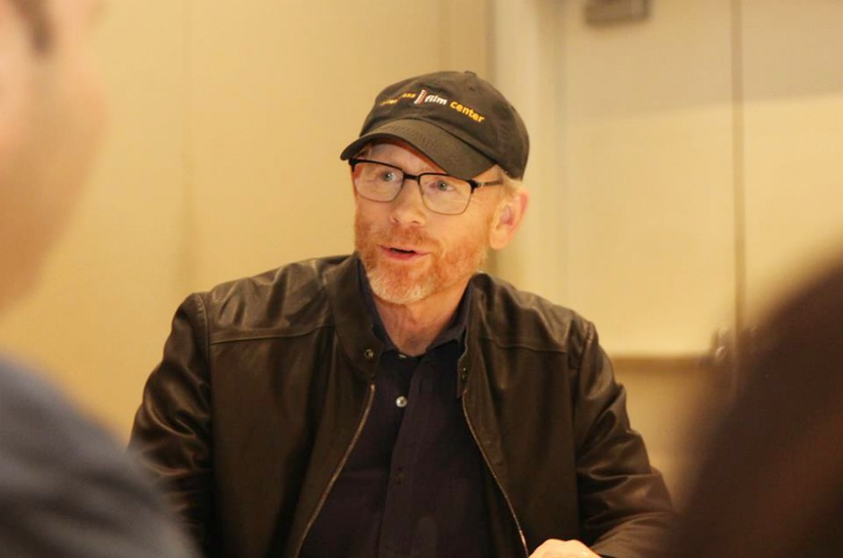 Solo A Star Wars Story Director Ron Howard