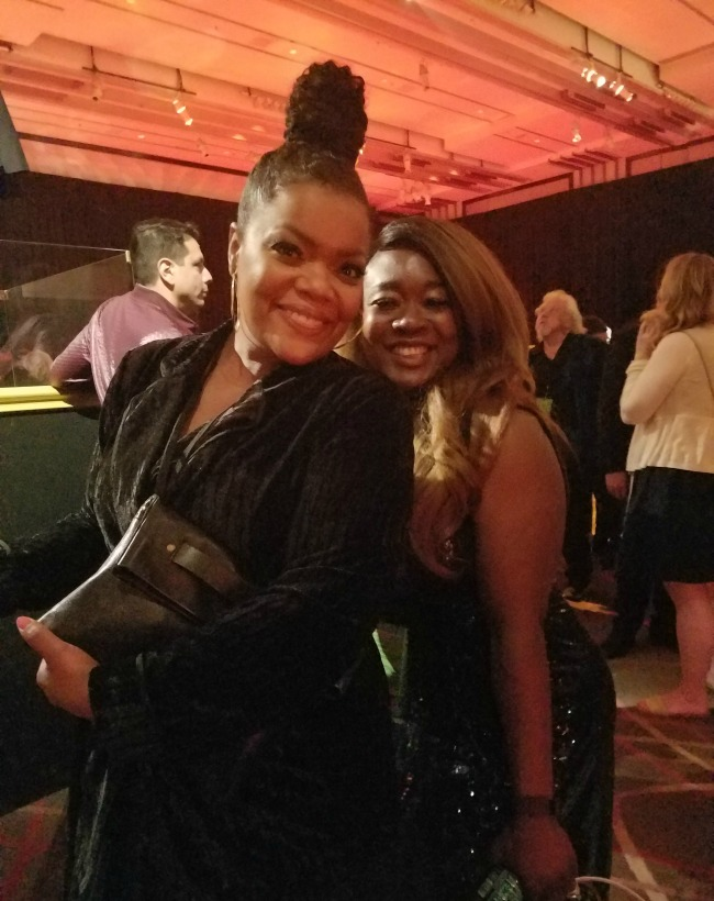 Yvette Nicole Brown at Solo A Star Wars Story After-Party