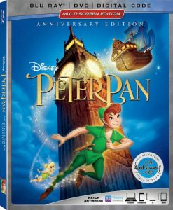 Peter Pan Walt Disney Signature Collection