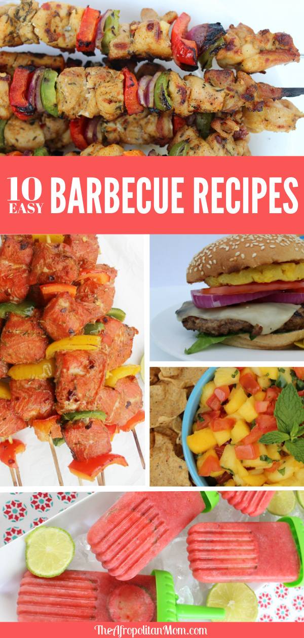 BBQ is a must for this summer and these easy barbecue-worthy recipes will be perfect for your next cookout