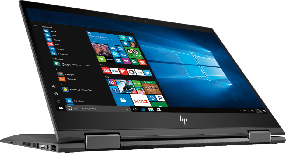 HP Envy x360 2-in-1 Convertible Laptop