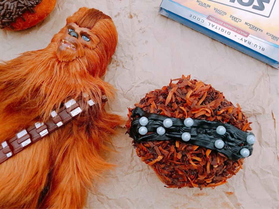 Chewbacca Donuts – Star Wars