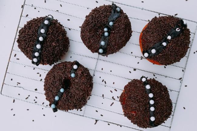Chewbacca Donuts