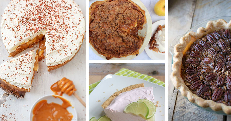20 Perfect Quick Easy Holiday Pies