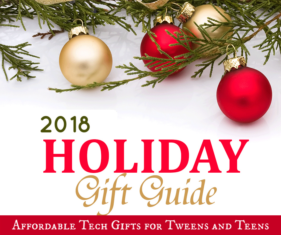 Affordable Tech Gifts for Tweens and Teens