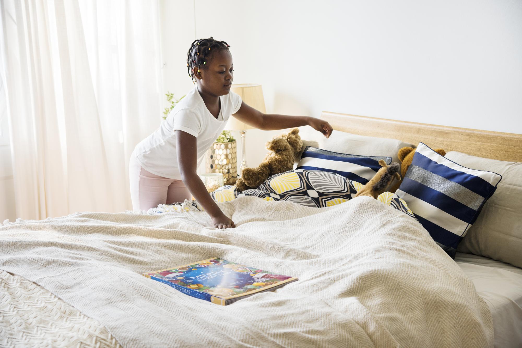Why we make our kids do chores