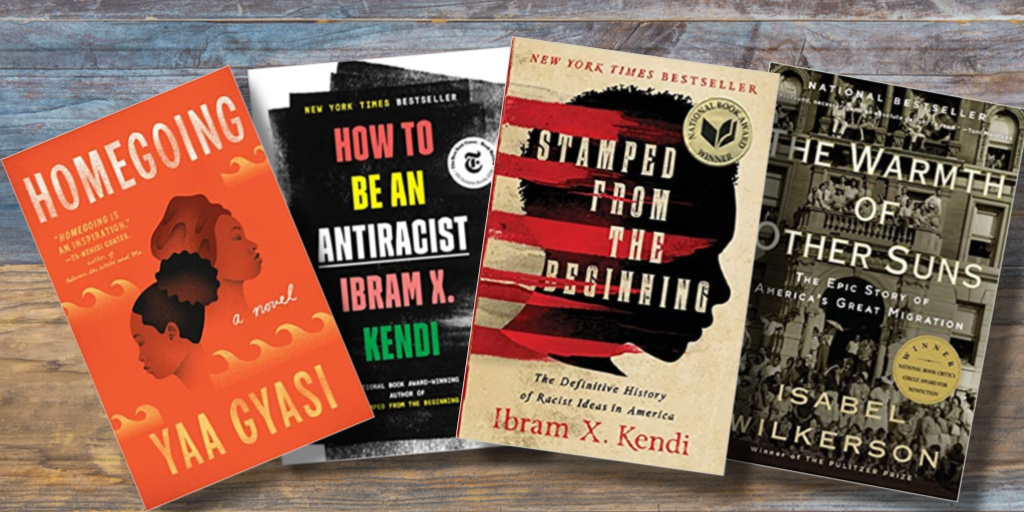 An Anti-Racist Reading List - Books About Racism Everyone Needs To Read
