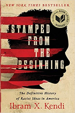 Books About Racism - Stamped from the beginning