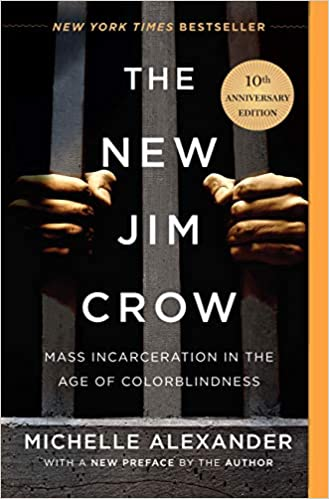 Books About Racism - the new jim crow