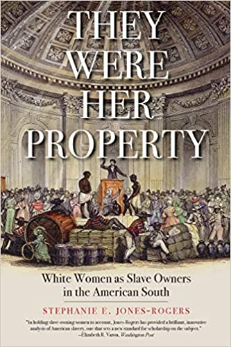 Books About Racism - they were her property