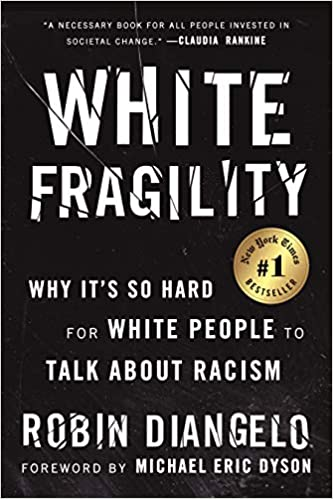 Books About Racism - white fragility
