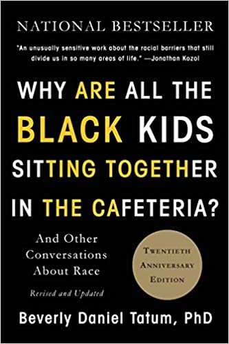 Books About Racism - why are all the black kids sitting together in the cafeteria