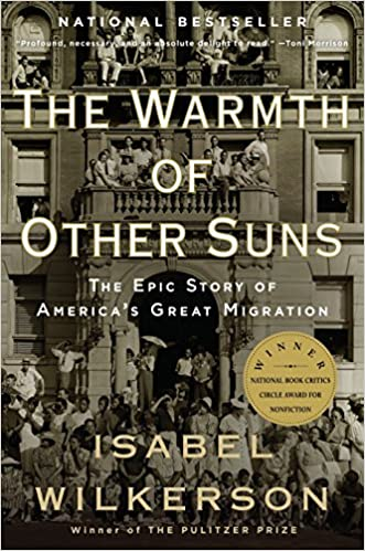 Books About Racism - the warm of other suns