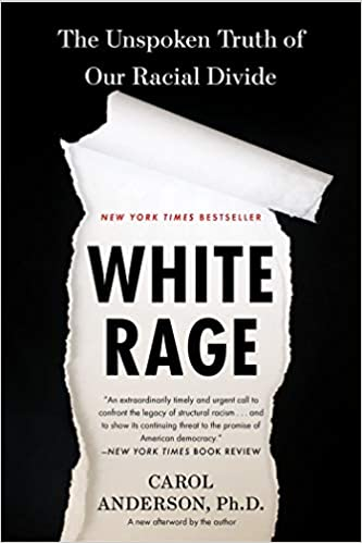 Books About Racism - white rage