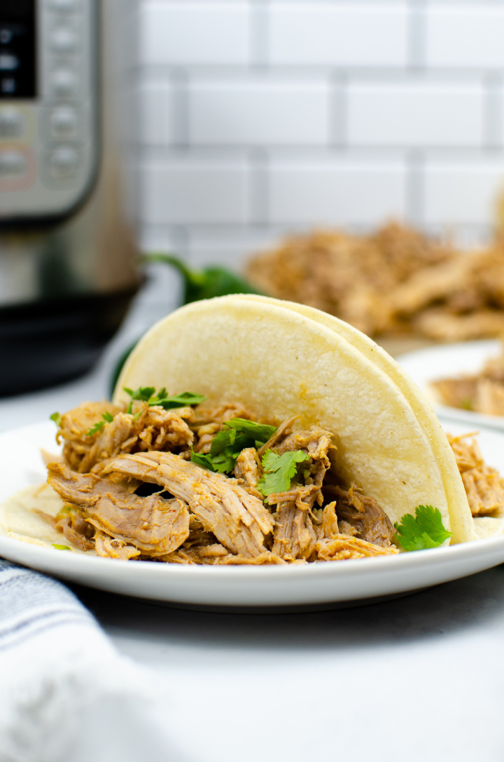 Easy Instant Pot Pork Carnitas