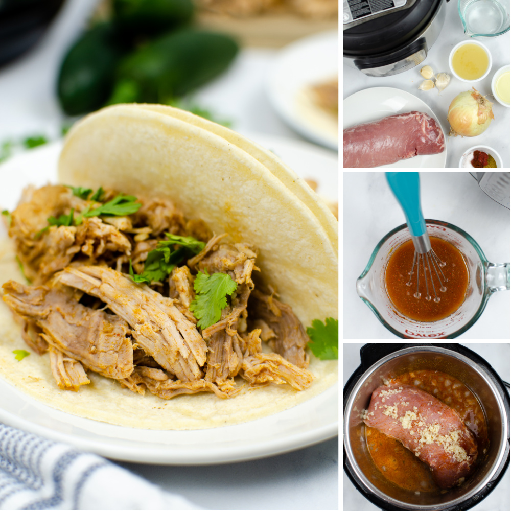 How to make Instant Pot Carnitas- steps-by-steps