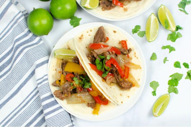how to make carne asada tacos