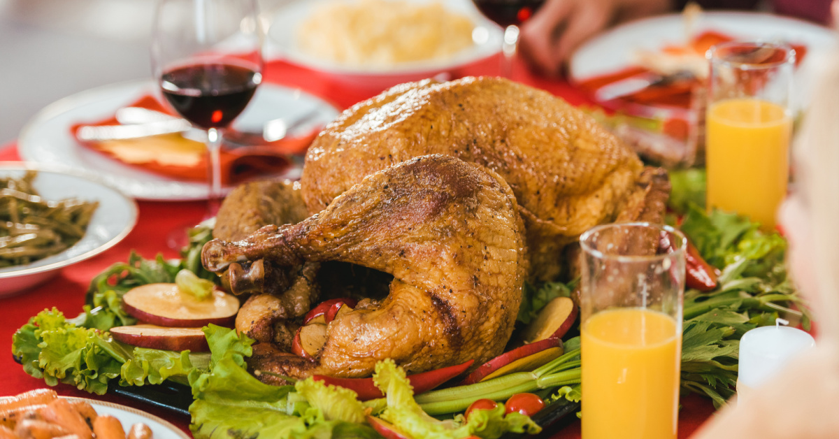 Thanksgiving Dinner Menu Ideas and Recipes