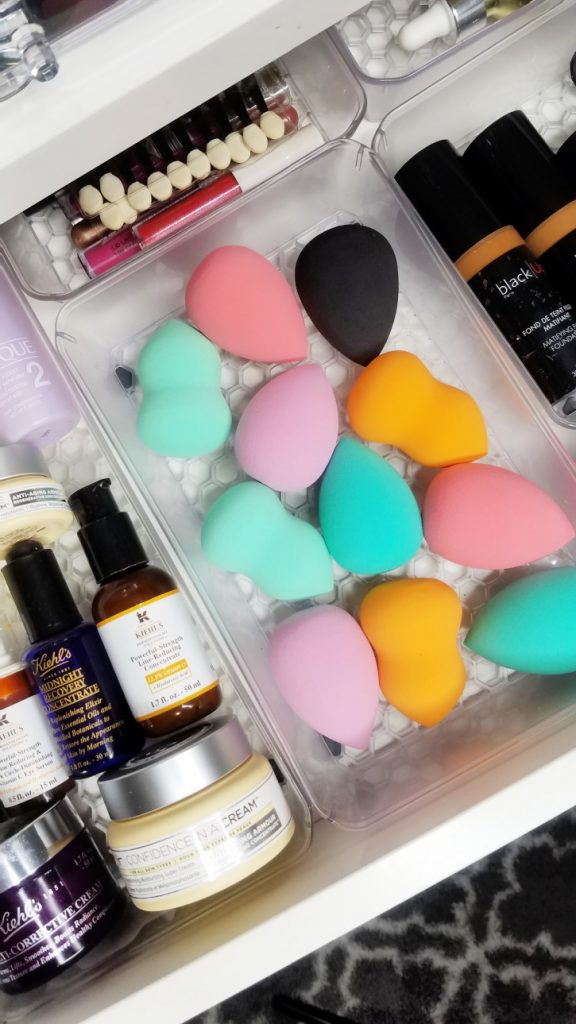 How I Organize Makeup Drawer